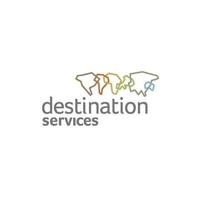 Logo de destination services