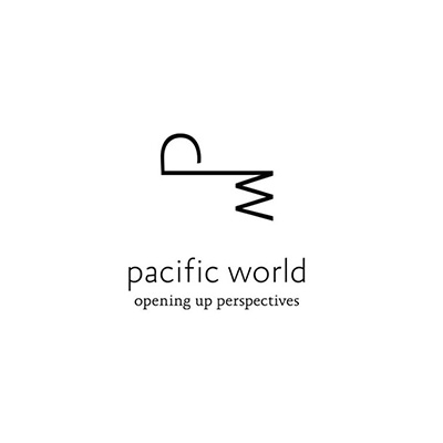 Logo de Pacific World